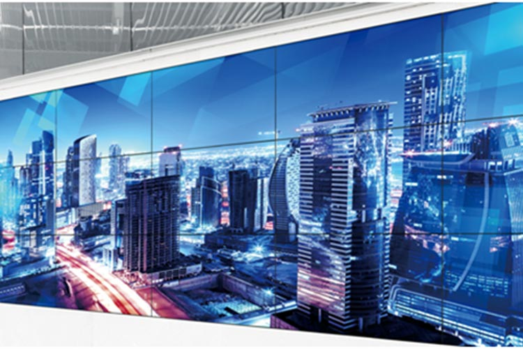 Video Wall and<br />Display Solutions